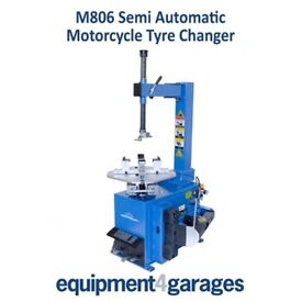 Brand New Motorcycle Tyre Changer E4G 806