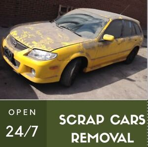 24/7 Scrap Cars Removal | Best Paid 4 Junk Cars| Top Dollar