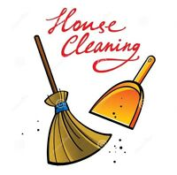 Rockland House cleaning