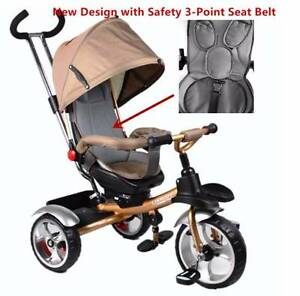 WowMart KidsCanopy Control Handle Rotation Seat 6in1 Tricycle A48 South Granville Parramatta Area Preview