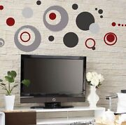 Circle Wall Decor Stickers