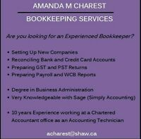 Experienced Bookkeeper Seeking Clients