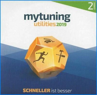 S.A.D. mytuning utilities 2019 (2-Platz-Lizenz)
