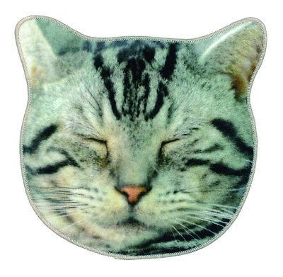 Sleeping Cat Hand Towel Made in IMABARI JAPAN REALISTIC MOTIF TOWEL
