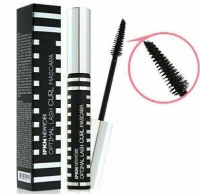 IPKN NEWYORK Optimal Lash Curl Mascara (10ml) USA-Seller. Free Gift + Samples