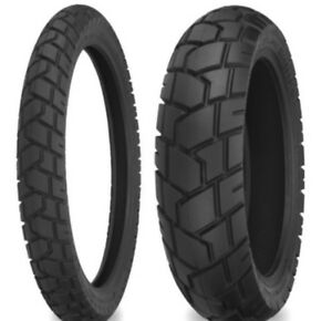 Kawaski KLR 650 Tire Combo Front & Rear 90/90-21 & 130/80-17 Set Pair Cheap