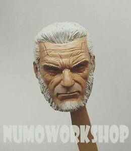 ** NEW ** Old Man Logan 1/6 Scale CUSTOM UNPAINT HEAD for 12