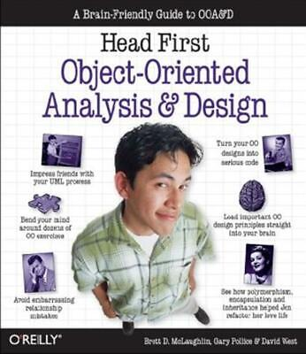 [P.D.F] Head First Object-Oriented Analysis and