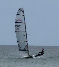 Laser Vortex Sailing Dinghy