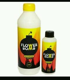 Flower Bomb add some weight to your fruits