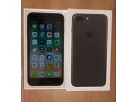 iphone 7 plus @REDUCED@ 32gb on o2 like new