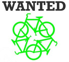 FREE BICYCLE COLLECTION SERVICE!