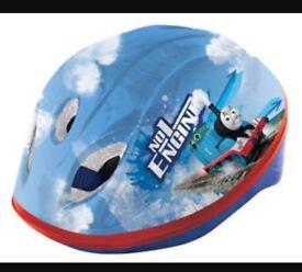 Thomas the tank engine helmet