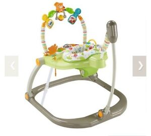 Woodland critters lightly used baby gym :)