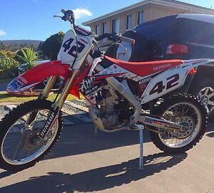 2012 crf250r F.i.  ****PRICE DROP 5000**** Ormeau Gold Coast North Preview