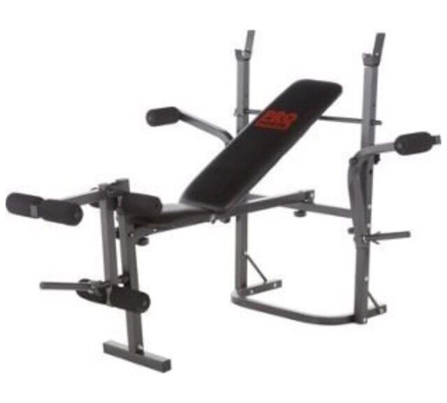 Brand new pro fitness bench with Fly. Can deliver.