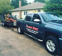 Spring Clean Ups, Aeration, and Lawn Care!