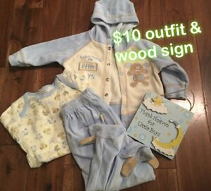 Baby boy clothes 0-3, 3-6 months
