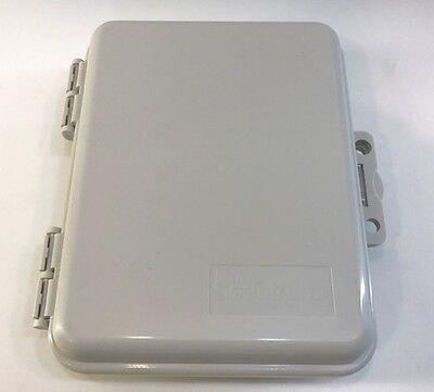 8x6x2 Outdoor Weatherproof Waterproof Enclosure Cable Box Ipe862-ech