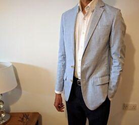 Stefano Conti 100% cotton blazer