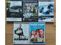 DVD Films, Thriller, Detective, Action, Warfilm, Classic
