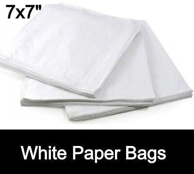 SULPHITE WHITE PAPER BAGS 7