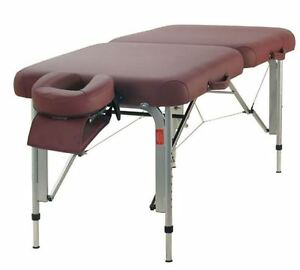 Table de massage pliable pro alu tao institut esthetique - Table massage pliable ...
