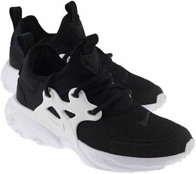 Infants Unisex Nike RT Presto Black White BQ4003 001 Size UK 10.5_11.5_13.5_2.5