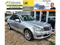 2007 Mercedes C class C220 CDI Elegance 12 MONTHS NATIONAL WARRANTY