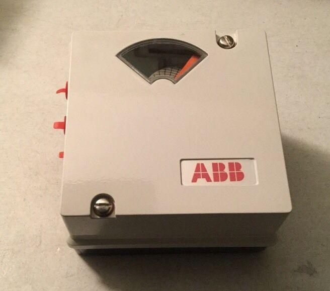 ABB AV1120210 Pneumatic Positioner, Position Transmitter