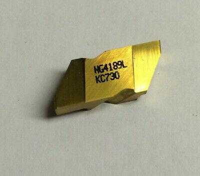 1 Pc Kennametal Ng4189l Kc730 Carbide Insert