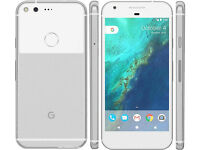 Google Pixel Very Silver White ##128GB## looking for iphone 7 Plus Straight Swop on EE Brand New