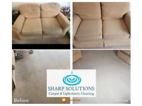 Carpet & Upholstery Cleaning in Derby & Nottingham