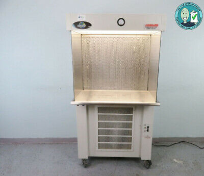 Nuaire Airegard Laminar Flow Hood With Warranty See Video