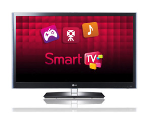 "SMART TV 55"" - LG. Sharp picture. Great Sound, Reduced price"