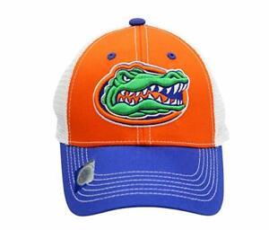 on sale 213ee 2e3ae Florida Gators Hat Mesh Trucker Snapback Cap NCAA
