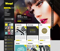 Website design - web designer Wordpress Squarespace Shopify