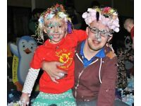 Messy Play Port Talbot - Crazy Soap Party