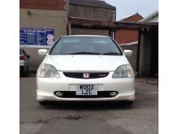 Honda civic type r jdm *price drop* dc2,dc5,sti,evo,s3,leon,audi,type r