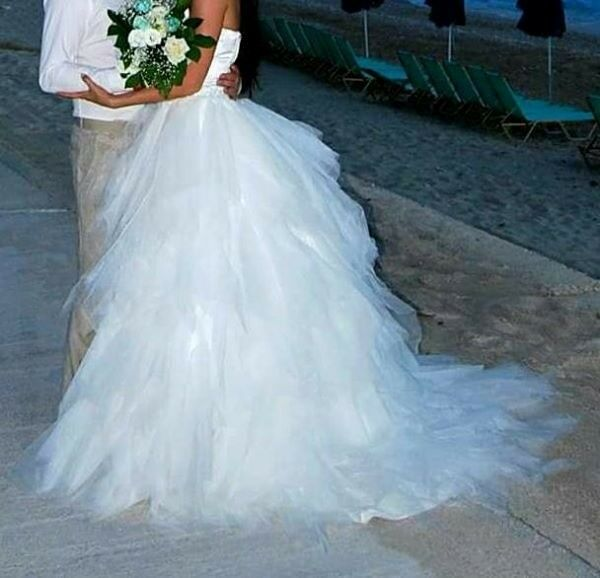 Stunning wedding dress size S-M. Must see | in Batley, West ...