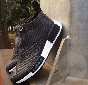 White mountaineering City Sock NMD