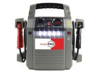 Professional Jump Starter Pack 1200amp, 2600amp peak, emergency battery