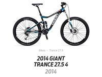 Giant Trance 4 2014 Size Large