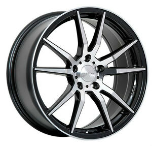 Roues (Mags) Ruffino Karbon 18 pouces 5-114.3
