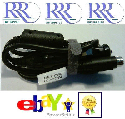 NEW IBM Lenovo ThinkPad DC Input Cable - 72W 90W AC/DC Adapters 40Y7658 for sale  Shipping to India