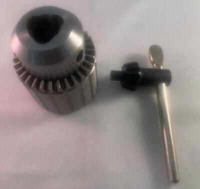 Jacobs 6314 36b 58-16 Plain Bearing Keyed Chuck 316 - 34 Capacity