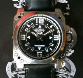 Spirit St Louis quartz watch