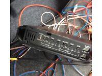 Mutant MT2404R 4 Channel Amplifier 2x200 Watt RMS 4x90 Watt