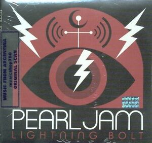 PEARL-JAM-LIGHTNING-BOLT-SEALED-CD-NEW