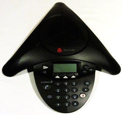 Polycom Soundstation2 Conference Telephone